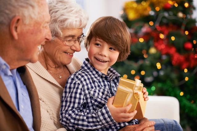 weihnachtsgeschenke so machen sie ihren enkelkindern eine. Black Bedroom Furniture Sets. Home Design Ideas