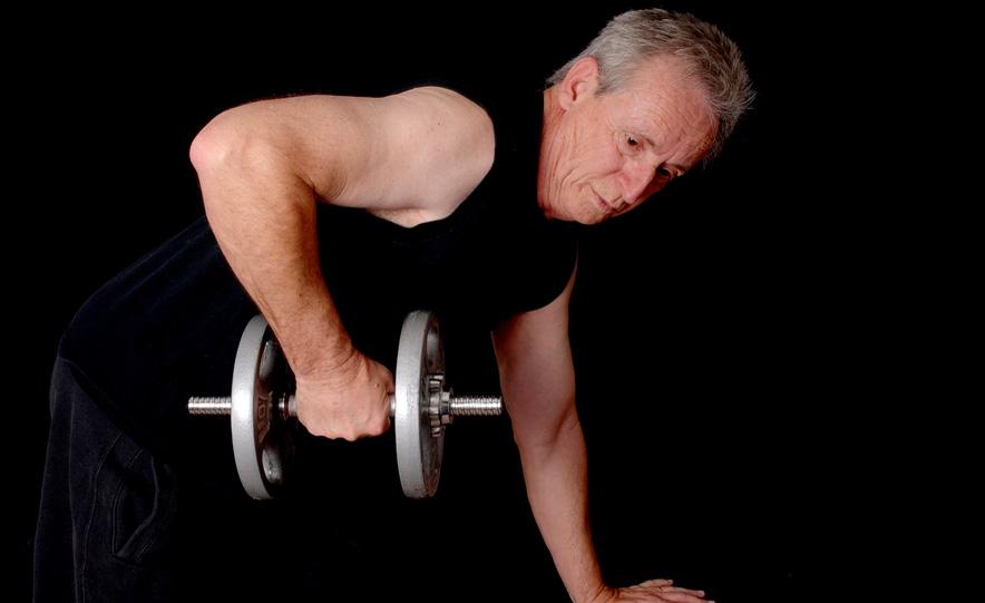 ab Übungen für ältere Männer